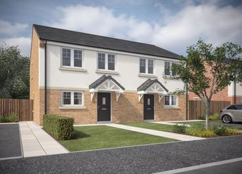 Thumbnail 3 bed semi-detached house for sale in Chapel Meadow School Lane, Forton, Preston