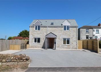 Thumbnail 4 bedroom detached house for sale in Land Opposite North Country Garage, North Country, Redruth