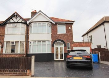 Thumbnail 3 bed property for sale in Thingwall Avenue, Broadgreen, Liverpool