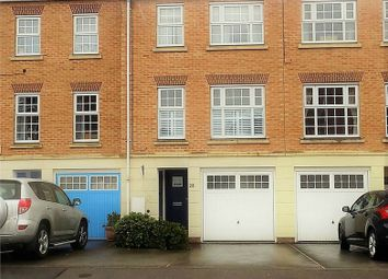 Thumbnail 3 bedroom town house to rent in Samian Close, Worksop, Nottinghamshire