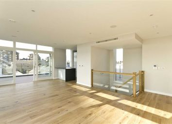 Thumbnail 3 bed flat to rent in Amberley Waterfront, Maida Vale, London