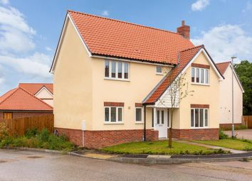 Thumbnail 4 bed detached house for sale in Plot 34, Mulberry Place, Chedburgh