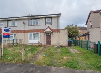 Thumbnail 3 bed semi-detached house to rent in Folkton Holme, Bradford