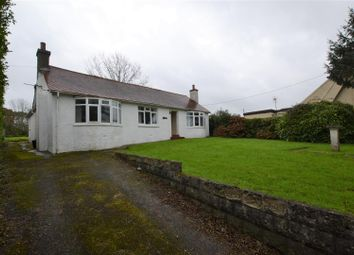 Thumbnail 3 bed detached bungalow for sale in Kingsmoor Road, Kilgetty