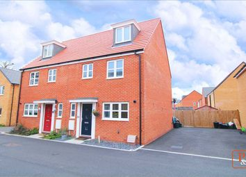 Thumbnail 4 bed semi-detached house for sale in Destination Drive, Colchester