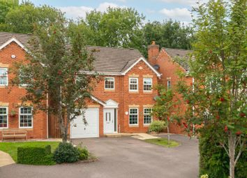 Thumbnail 4 bed detached house for sale in Admiral Close, Stoke Park, Bristol