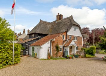 Thumbnail 6 bed detached house for sale in High Street, Child Okeford, Blandford Forum, Dorset