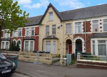 Thumbnail 2 bed flat to rent in 124 Clive Street, Grangetown, Cardiff