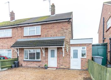 Thumbnail 2 bed semi-detached house for sale in Windsor Road, Wellingborough