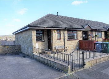 Thumbnail 2 bed bungalow for sale in Avison Road, Huddersfield