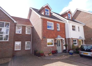 Thumbnail 3 bed terraced house for sale in Gloucester Mews, South Street, Eastbourne
