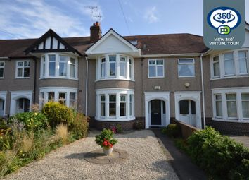 Thumbnail 4 bed terraced house for sale in Green Lane South, Finham, Coventry