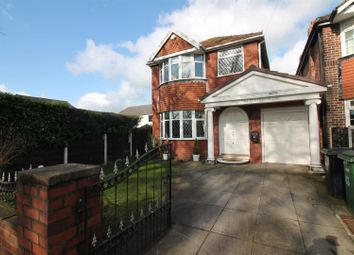 3 bed detached house for sale in Lostock Road, Urmston, Manchester M41