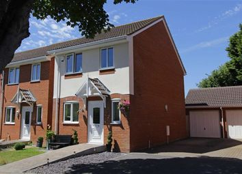 Thumbnail 3 bed property for sale in Vincent Close, New Milton
