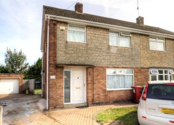 Thumbnail 3 bed semi-detached house for sale in Holmfirth Road, Scunthorpe, North Lincolnshire