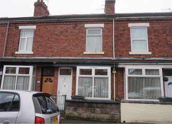 Thumbnail 2 bed terraced house for sale in Neville Street, Oakhill, Stoke-On-Trent