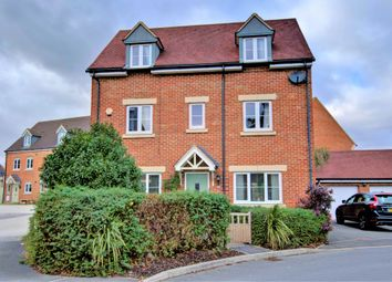 Thumbnail 4 bed detached house for sale in Henchard Crescent, Swindon