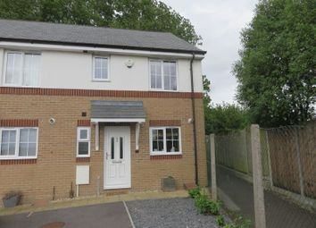 Thumbnail 3 bedroom terraced house for sale in Whitevine Close, Yeovil