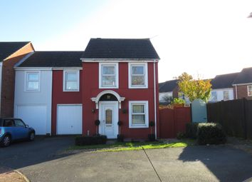 Thumbnail 3 bed end terrace house for sale in Wadham Place, Sittingbourne