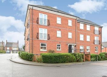 Thumbnail 2 bed flat for sale in Wallis House, Box Close, Swadlincote, Derbyshire