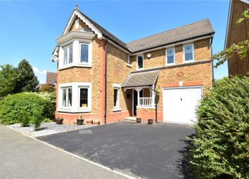 Thumbnail 5 bedroom detached house for sale in Melrose Avenue, Braeburn Park, Crayford, Kent