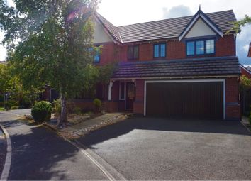 Thumbnail 4 bed detached house for sale in Meadoway, Preston