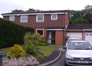 Thumbnail 3 bedroom semi-detached house to rent in Parkwood Close, Bromborough, Wirral