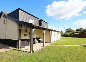 Thumbnail 4 bed detached house for sale in Anchor Corner, Little Ellingham, Attleborough