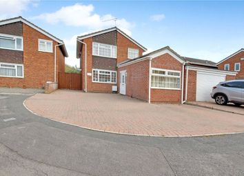 Thumbnail 4 bed detached house to rent in Forsey Close, Covingham, Swindon