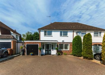 Thumbnail 3 bedroom semi-detached house for sale in Peplins Way, Brookmans Park, Hatfield