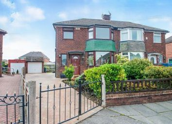 Thumbnail 3 bed semi-detached house for sale in Chelford Drive, Swinton, Manchester, Greater Manchester