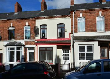 Thumbnail 3 bed terraced house for sale in Donnybrook Street, Belfast