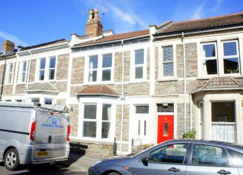 Thumbnail 3 bed terraced house to rent in Seymour Road, Horfield, Bristol