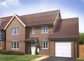 """Thumbnail 4 bed detached house for sale in """"Hampton"""" at Pearce Way, Bishopdown, Salisbury"""