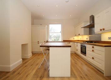 Thumbnail 3 bed flat to rent in South Croxted Road, London