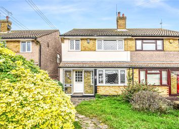 Thumbnail 3 bed semi-detached house for sale in Alfred Road, Hawley, Dartford, Kent
