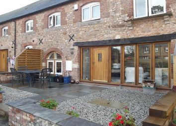 Thumbnail 2 bed barn conversion to rent in New Road, Starcross, Exeter