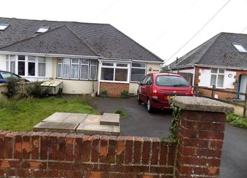 Thumbnail 2 bed semi-detached bungalow for sale in Thornebury Avenue, Blackfield