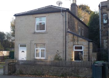 Thumbnail 2 bed semi-detached house to rent in Carlinghow Lane, Batley, West Yorkshire