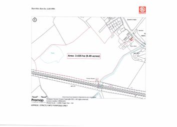 Thumbnail 4 bed detached house for sale in Aberffraw, Ty Croes