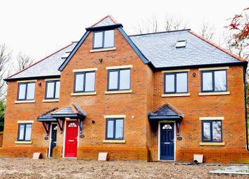 Thumbnail 3 bed end terrace house for sale in Hughenden Road, High Wycombe, Buckinghamshire