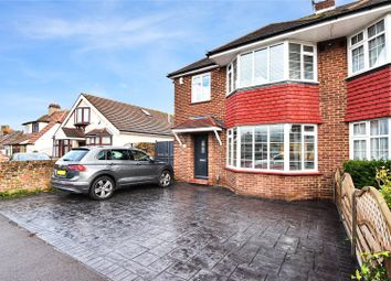 Thumbnail 3 bed semi-detached house for sale in Lawrence Hill Road, West Dartford, Kent