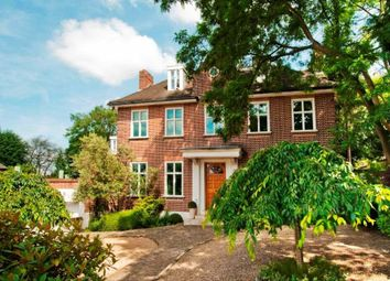 Thumbnail 8 bed detached house for sale in Hampstead Lane, London