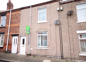 Thumbnail 1 bed terraced house to rent in First Street, Blackhall Colliery, Hartlepool