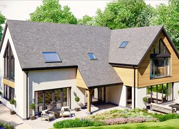 Thumbnail 5 bed detached house for sale in Lucombe Gardens, Exeter, Devon