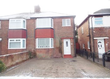 Thumbnail 3 bed semi-detached house to rent in Raines Avenue, Worksop