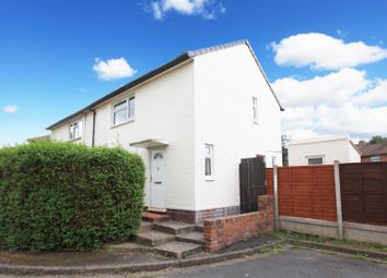 Thumbnail 2 bedroom semi-detached house for sale in Hillside Close, Arleston, Telford
