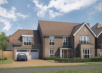 "Thumbnail 5 bed property for sale in ""The Kensington"" at Hornbeam Place, Arborfield, Reading"