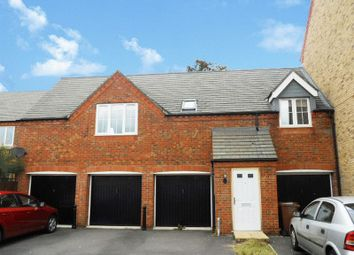 Thumbnail 2 bedroom flat to rent in Owl Close, Witham St. Hughs, Lincoln