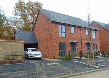 Thumbnail 3 bed semi-detached house to rent in Sir John Killick Road, Ashford